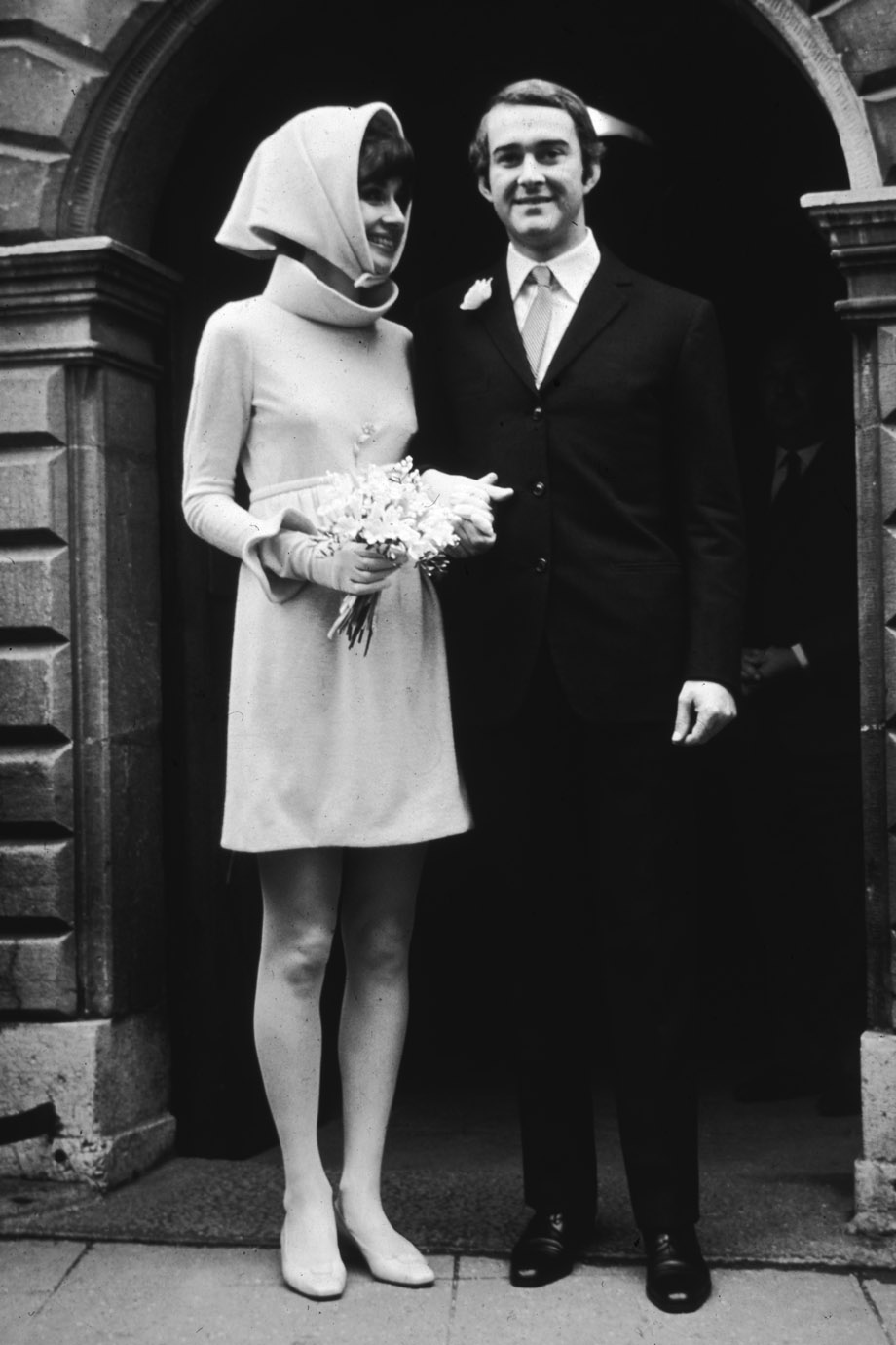 <p>Train and veil not really your style? Take inspiration from stylish brides of yesteryear and opt for an unconventional dress that will still make you feel every bit the princess.</p><p></p><p></p>