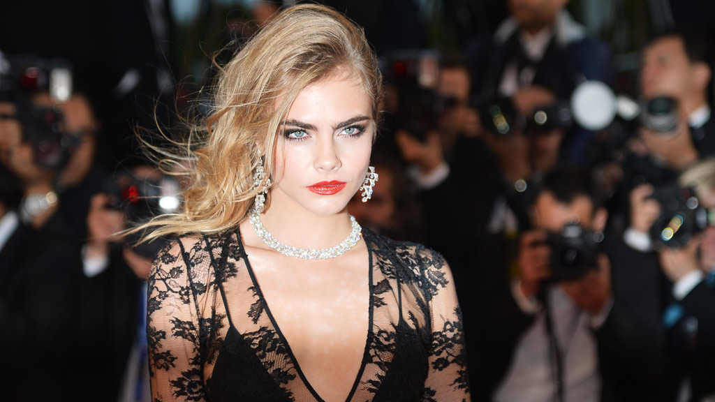 'I'd scratch myself to the point of bleeding': Cara Delevingne opens up about dark past