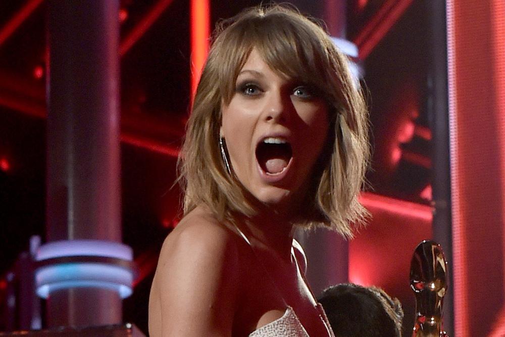 Taylor Swift's eternal...