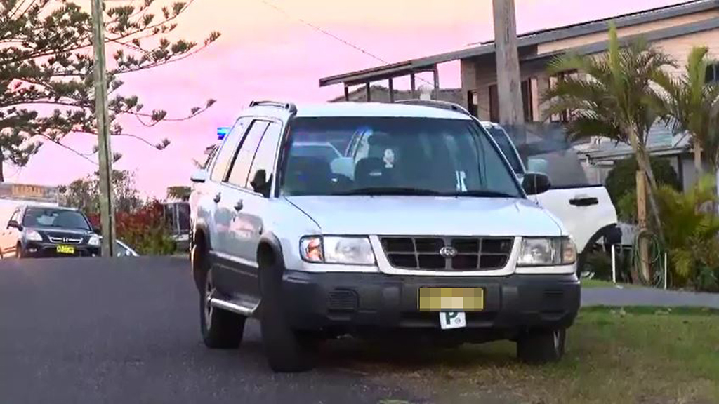 The male P-plate driver underwent mandatory blood and alcohol testing. (9NEWS)