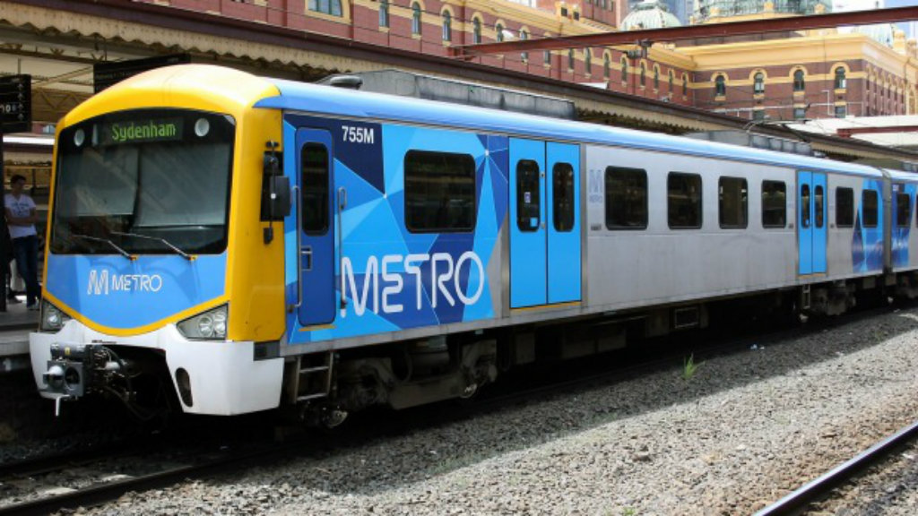 Melbourne metro trains to be built in Victoria