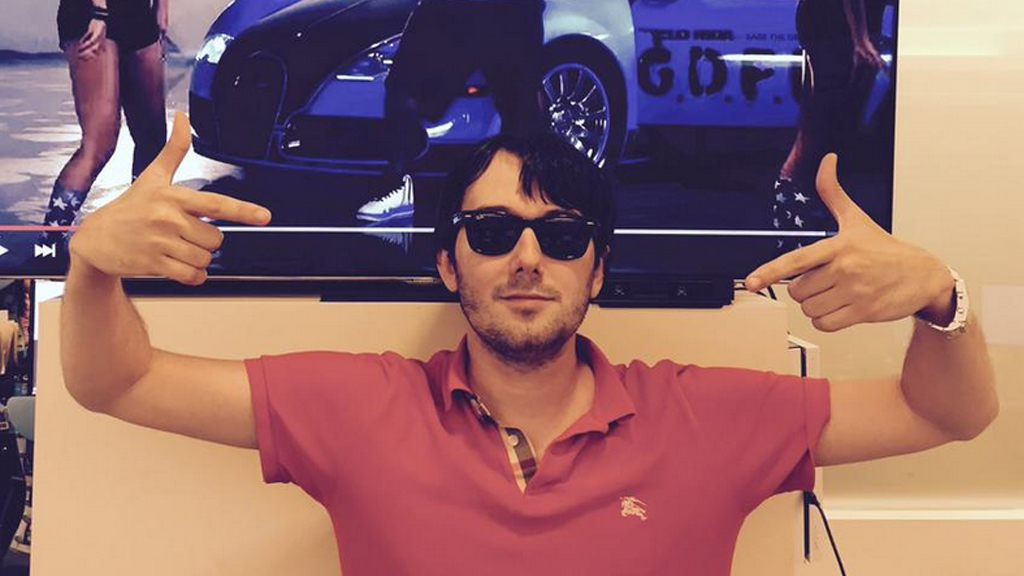 """Mr Shkreli has been called """"the most hated man in America"""". (Supplied)"""