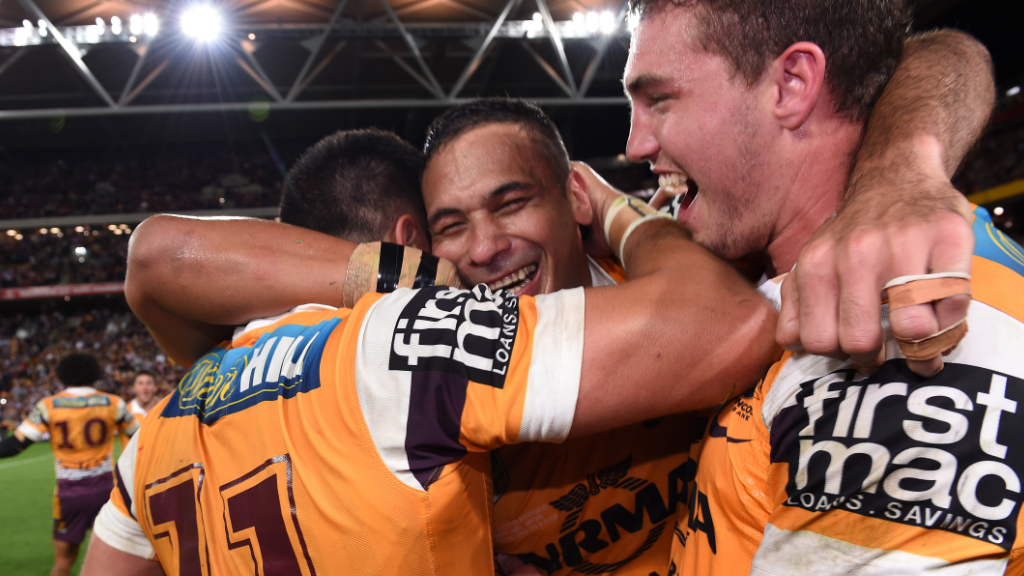 Broncos captain Justin Hodges cleared to play in NRL grand final