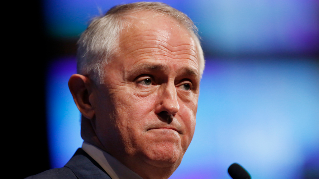 Prime Minister Malcolm Turnbull is reportedly prepared to push the GST increase at the next election. (AAP)