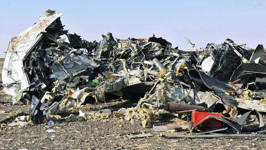 Still no evidence of 'terrorist action' in Russian jet crash: Egypt