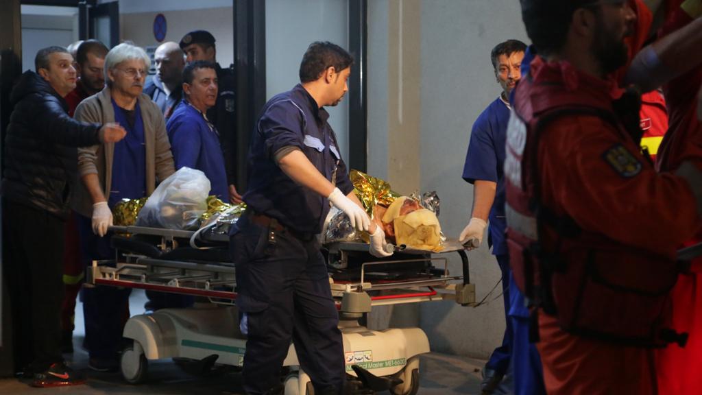 Romania disco fire death toll climbs to 30