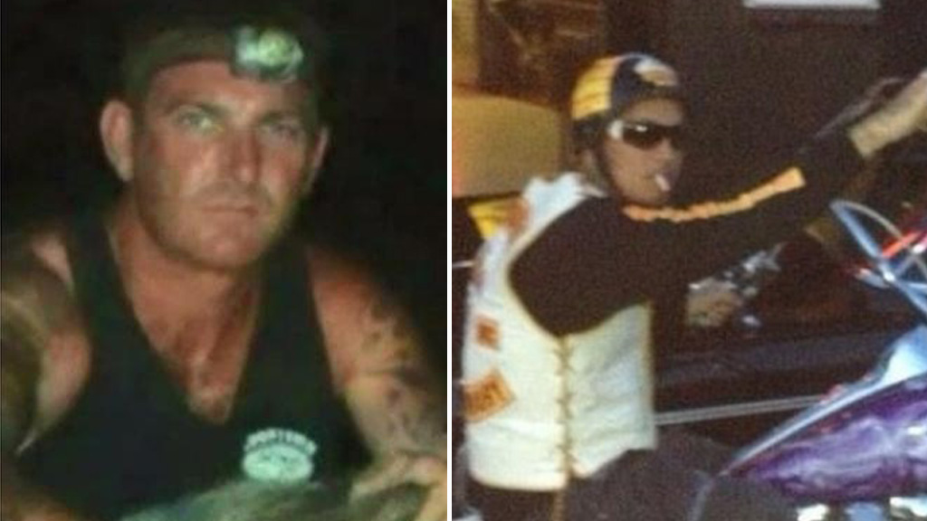 Bikie accused of killing ex-partner charged with murder of missing dad