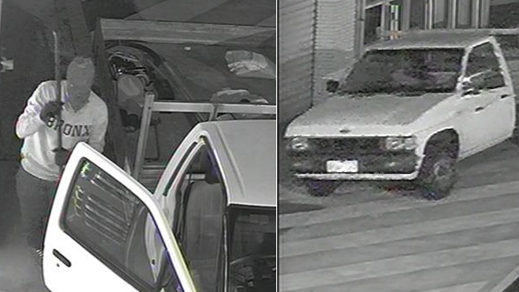 Police are working to identify this man. (Supplied: Victoria Police)