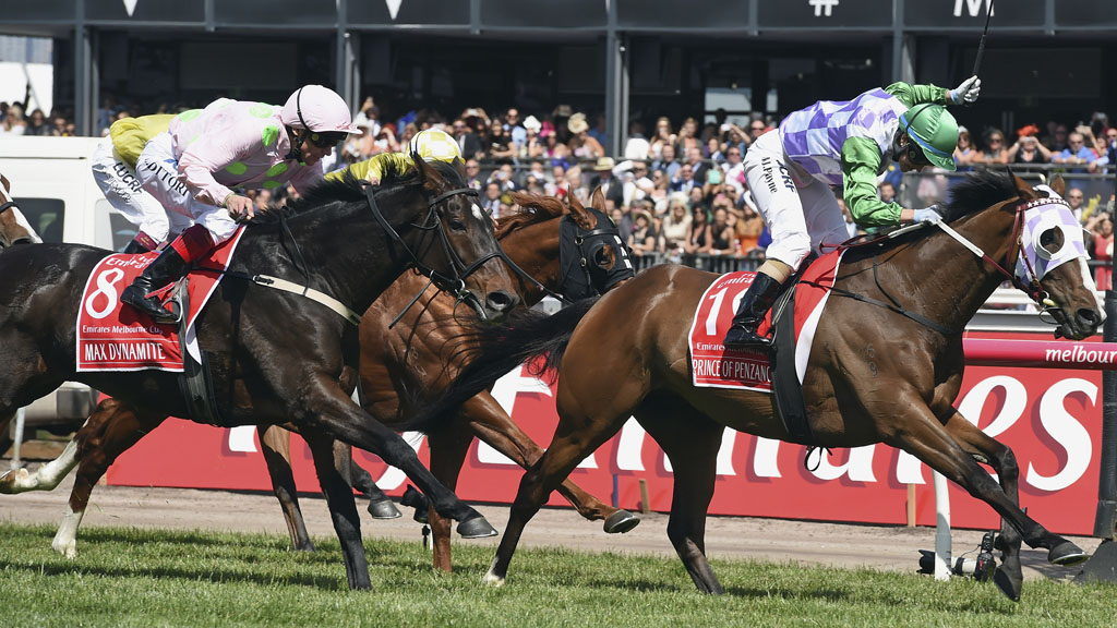 Melbourne Cup runner-up suspended and fined