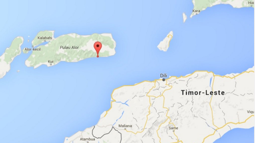 Magnitude 6.2 quake hits East Timor