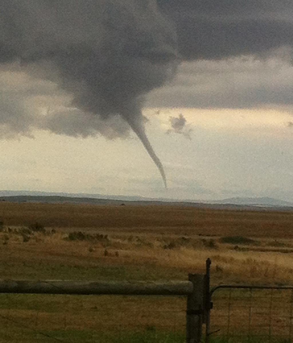 Tornado touches down in Adelaide Hills as wild weather tears through South Australia