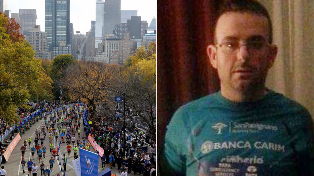 Mystery surrounds a marathon runner who disappeared after New York race