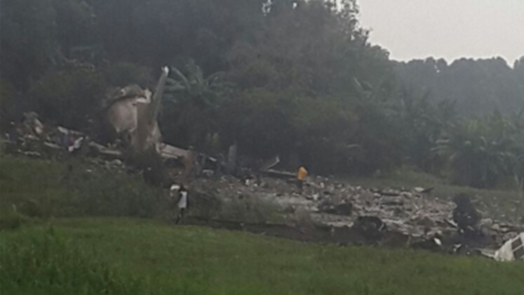 Up to 41 dead in South Sudan cargo plane crash