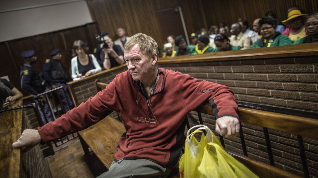 Frederiksen faces a litany of serious charges including production and distribution of child pornography. (AFP)