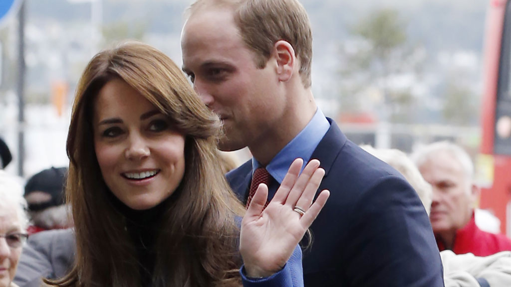 Duke and Duchess of Cambridge to tackle cyberbullying