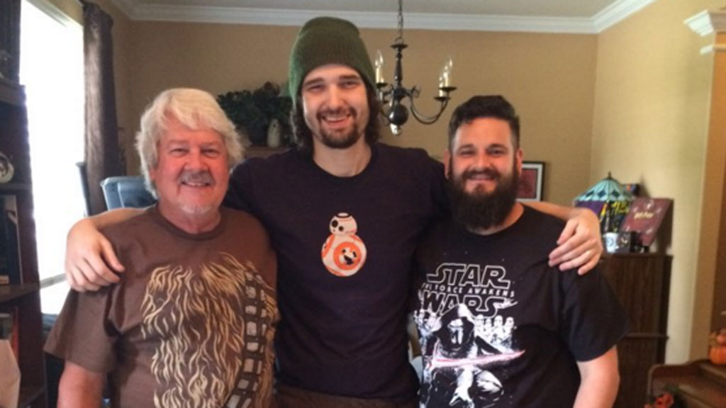 Terminally ill Star Wars super-fan gets last wish of early screening