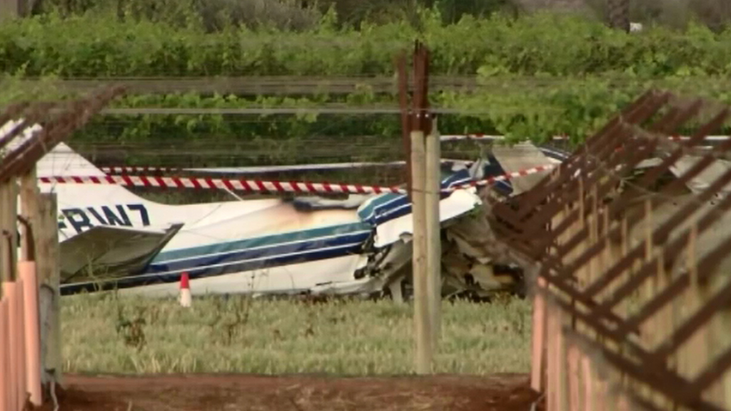Pilot dead after Mildura plane crash