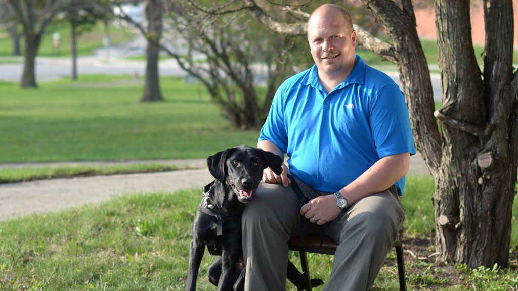 Mr Baker said Honor changed his life. (AAP)