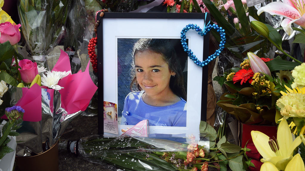 Tiahleigh Palmer's body was found in November last year. (AAP)
