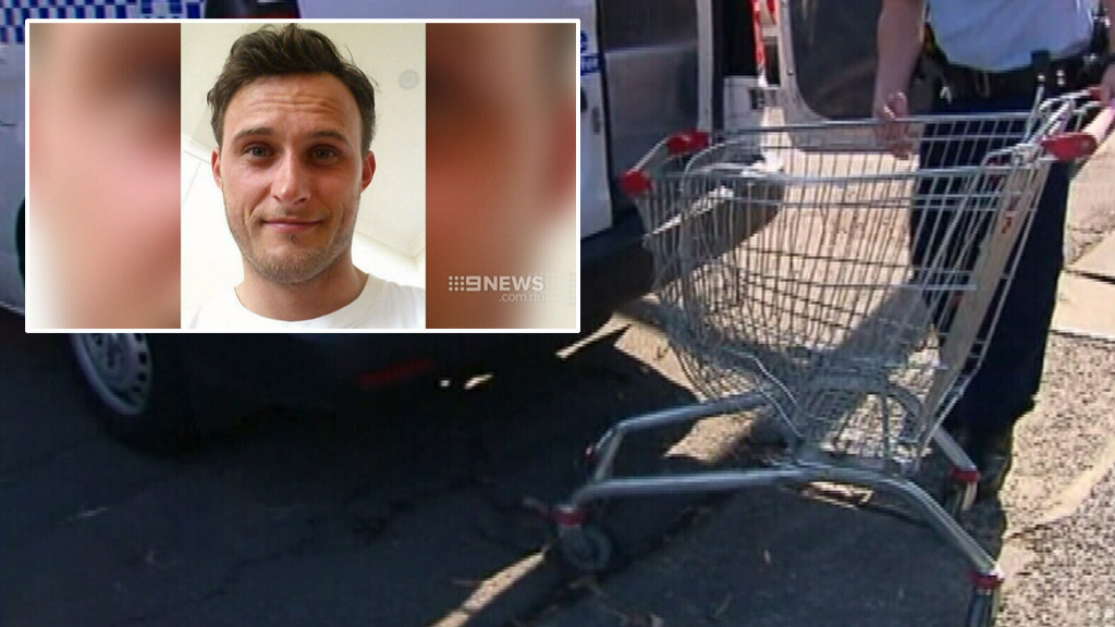 The late-night shopping trolley lark that left one student dead and his best mate injured