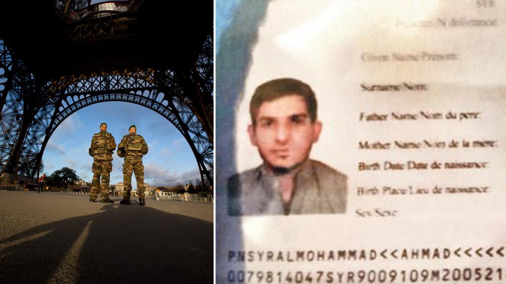 French authorities identify second Paris terror gunman