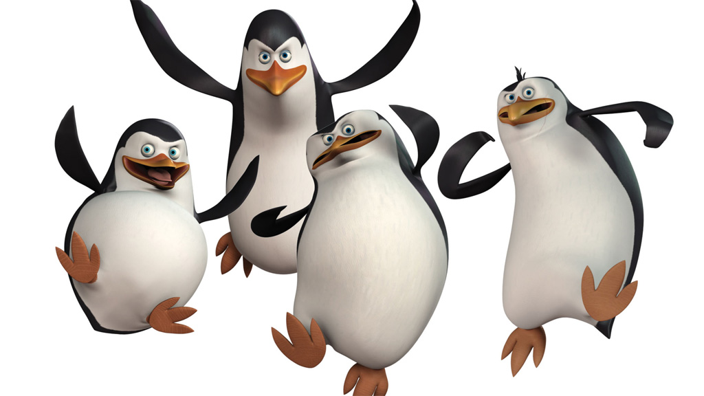 The penguins may have taken their escape plan form these guys. (Dreamworks)