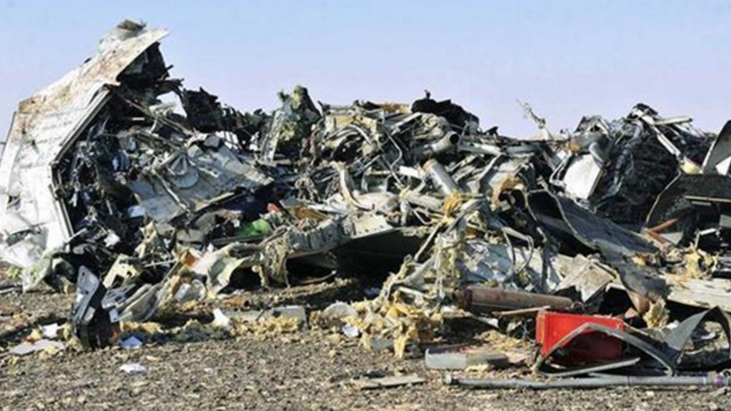 Russia offers $50 million reward for arrest of terrorists who caused Egypt plane crash