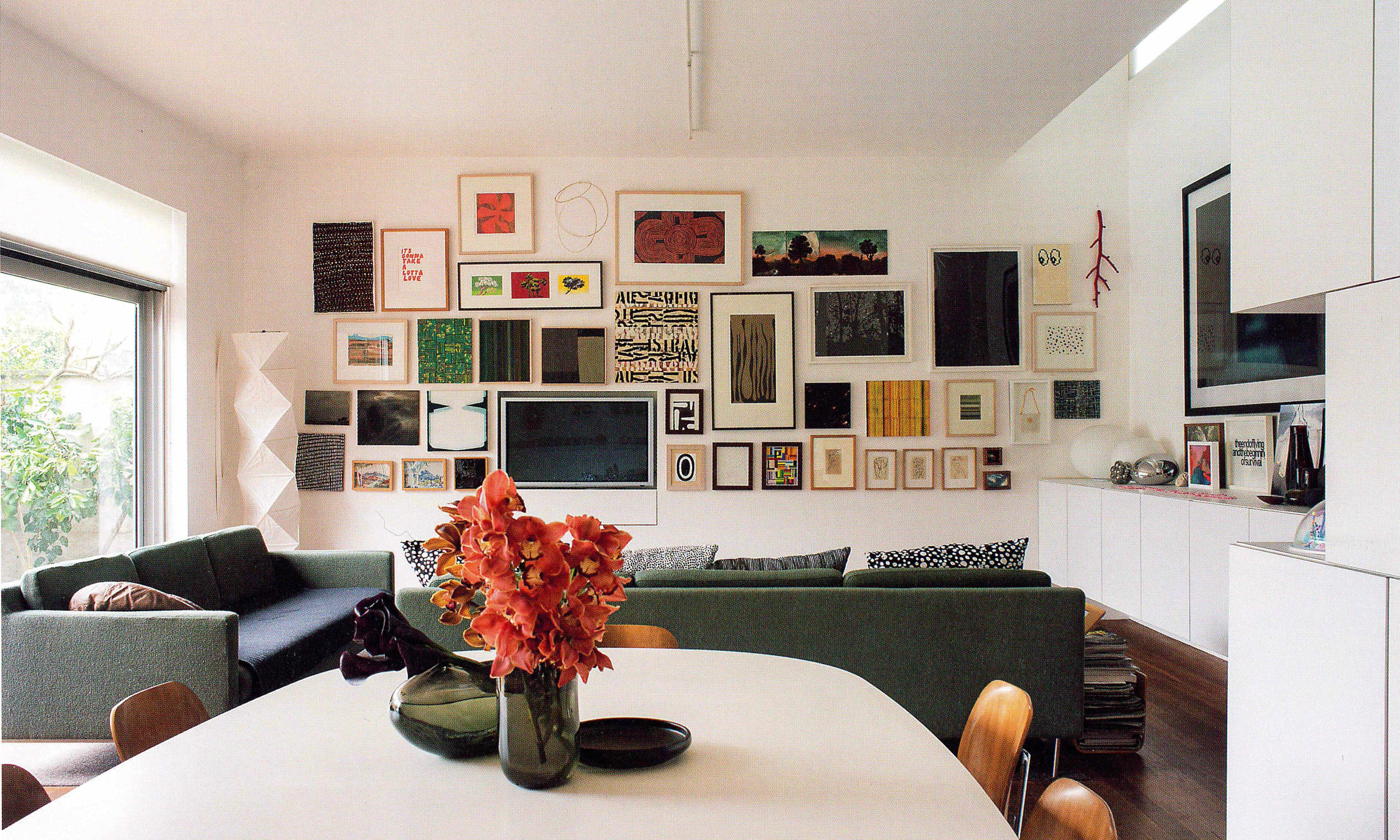 Queensland Home Design And Living Magazine How Creatives Decorate Their Home 9homes