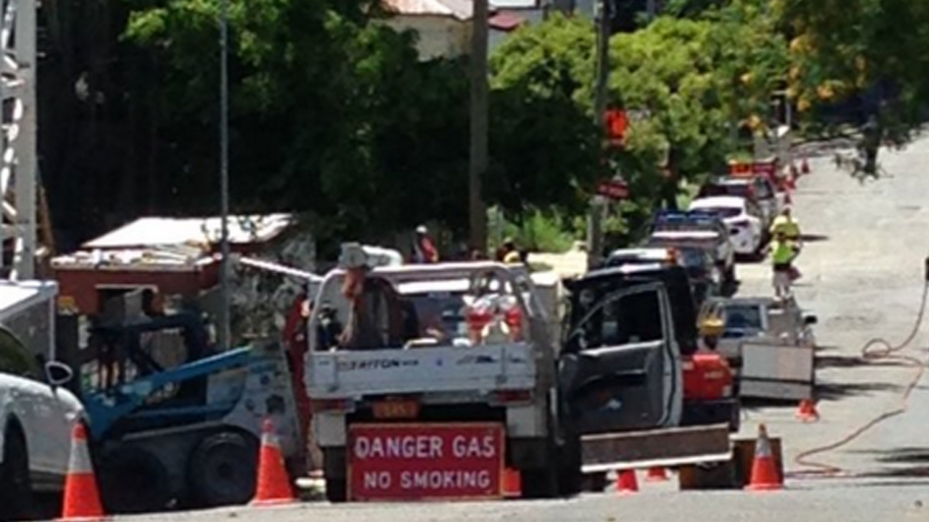 Gas leak forces Brisbane home evacuations