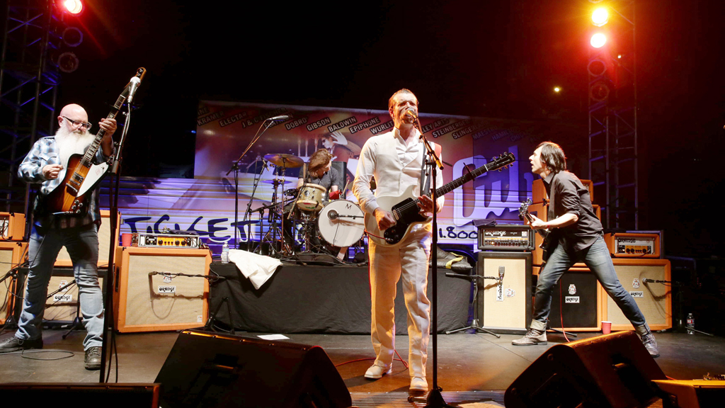 US band Eagles of Death Metal break silence following terror attack at Bataclan Theatre show