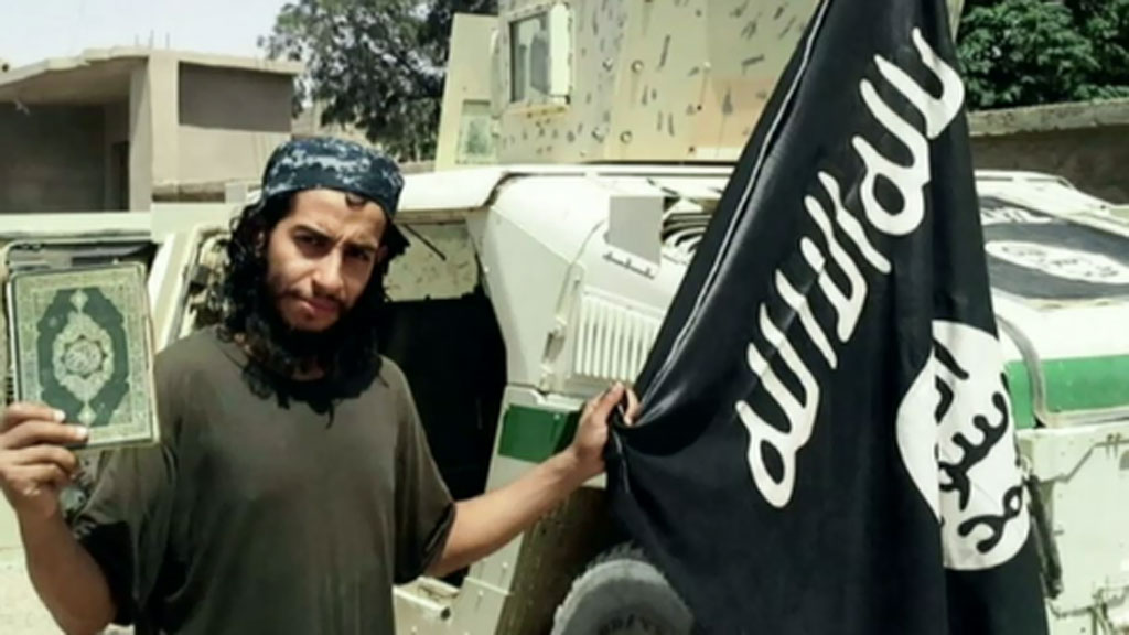 'Mastermind' of Paris attacks Abdelhamid Abaaoud killed in police raid