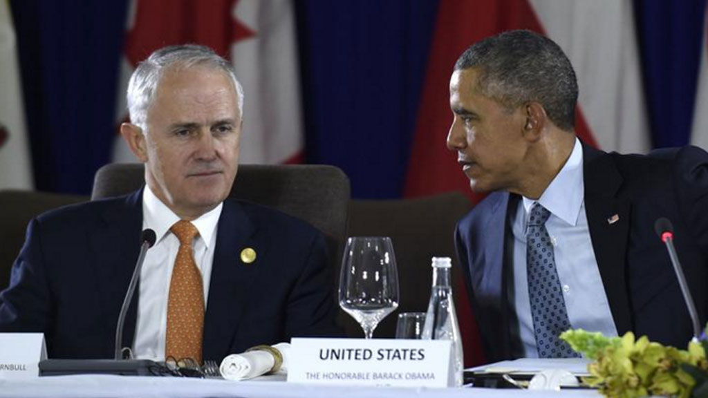 Malcolm Turnbull to have US talks with Barack Obama