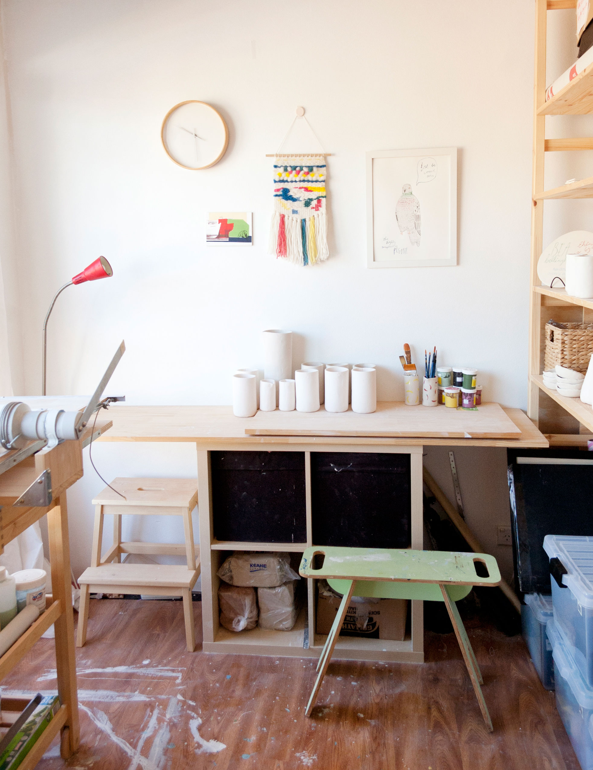 Show us your space our pick of etsy makers around australia for 13 salon bellingham