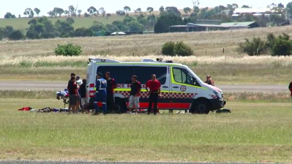 The young boy is in a critical but stable condition. (9News)
