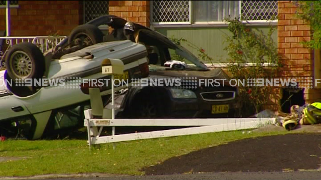 A man fled the scene before presenting himself to authorities at the hospital later in the day. (9News)