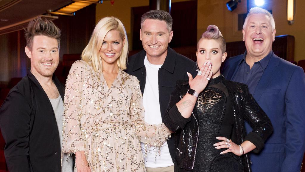 Four new judges hit Melbourne looking to prove Australia's Got Talent