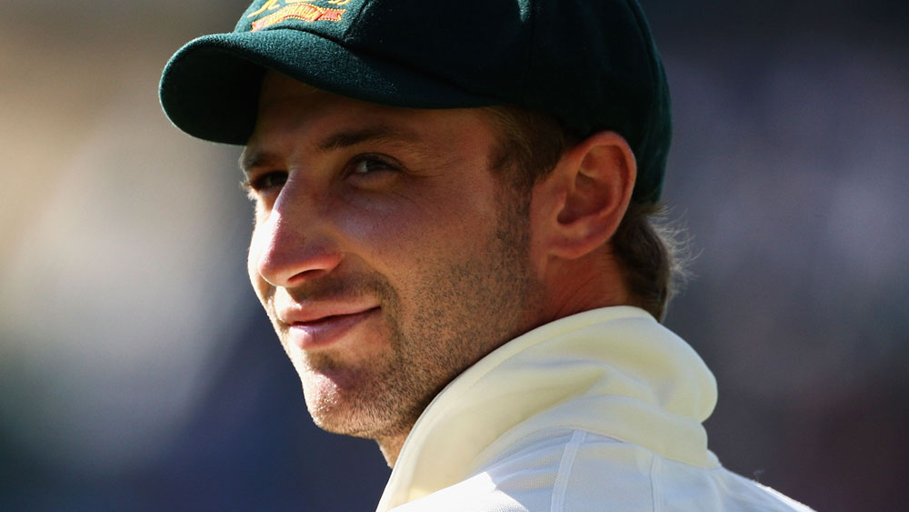 Phillip Hughes. (Getty)