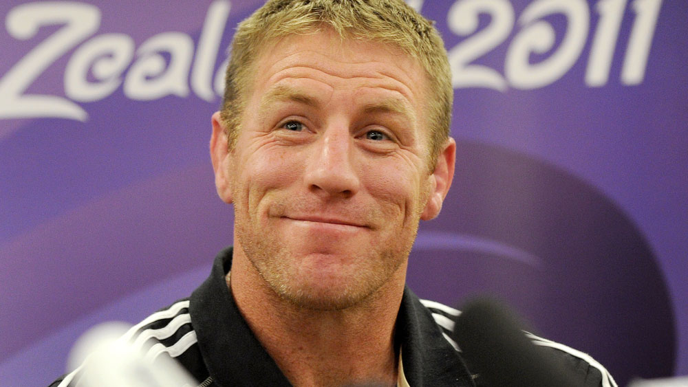 """Brad Thorn said he still has the """"urge"""" to play competitive rugby."""