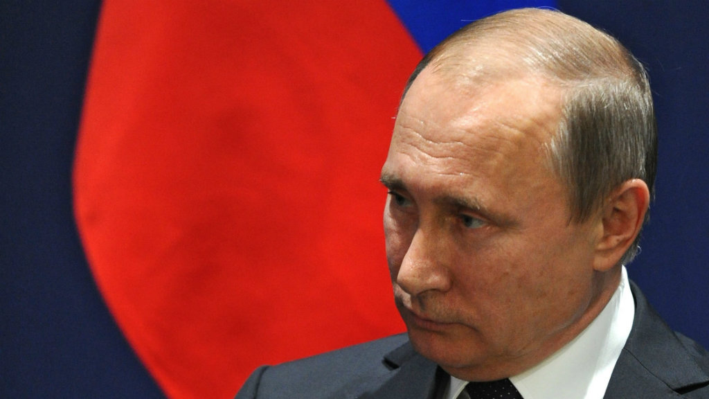 Russian leader Vladimir Putin. (AAP)