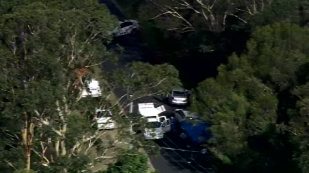 Police are investigating the suspicious death of a man whose body was found in a Capalaba gully.