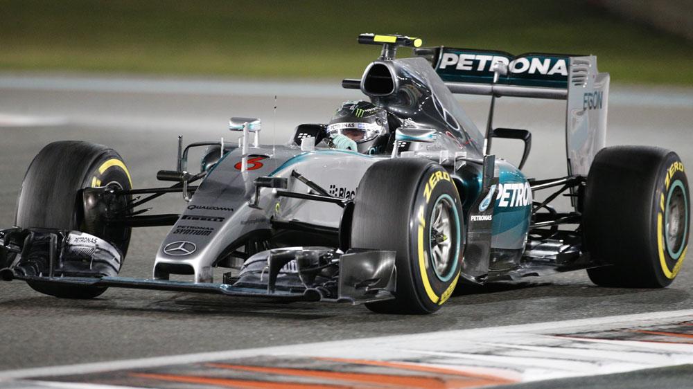 Mercedes'  Nico Rosberg. (AFP-file)
