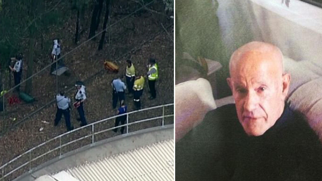 Emu Plains man Norman Woodford found alive in bushland five days after going missing