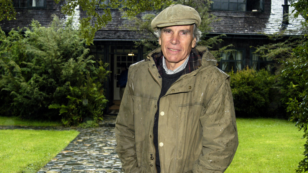 Conservationist and The North Face founder Douglas Tompkins dies aged 72 after kayaking accident