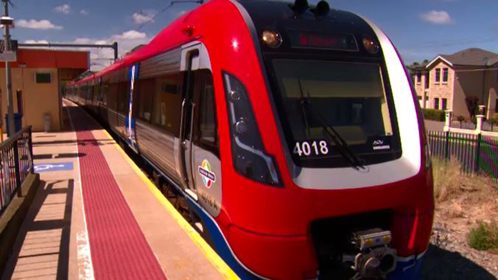 Faulty wires shut down Adelaide train line over new year
