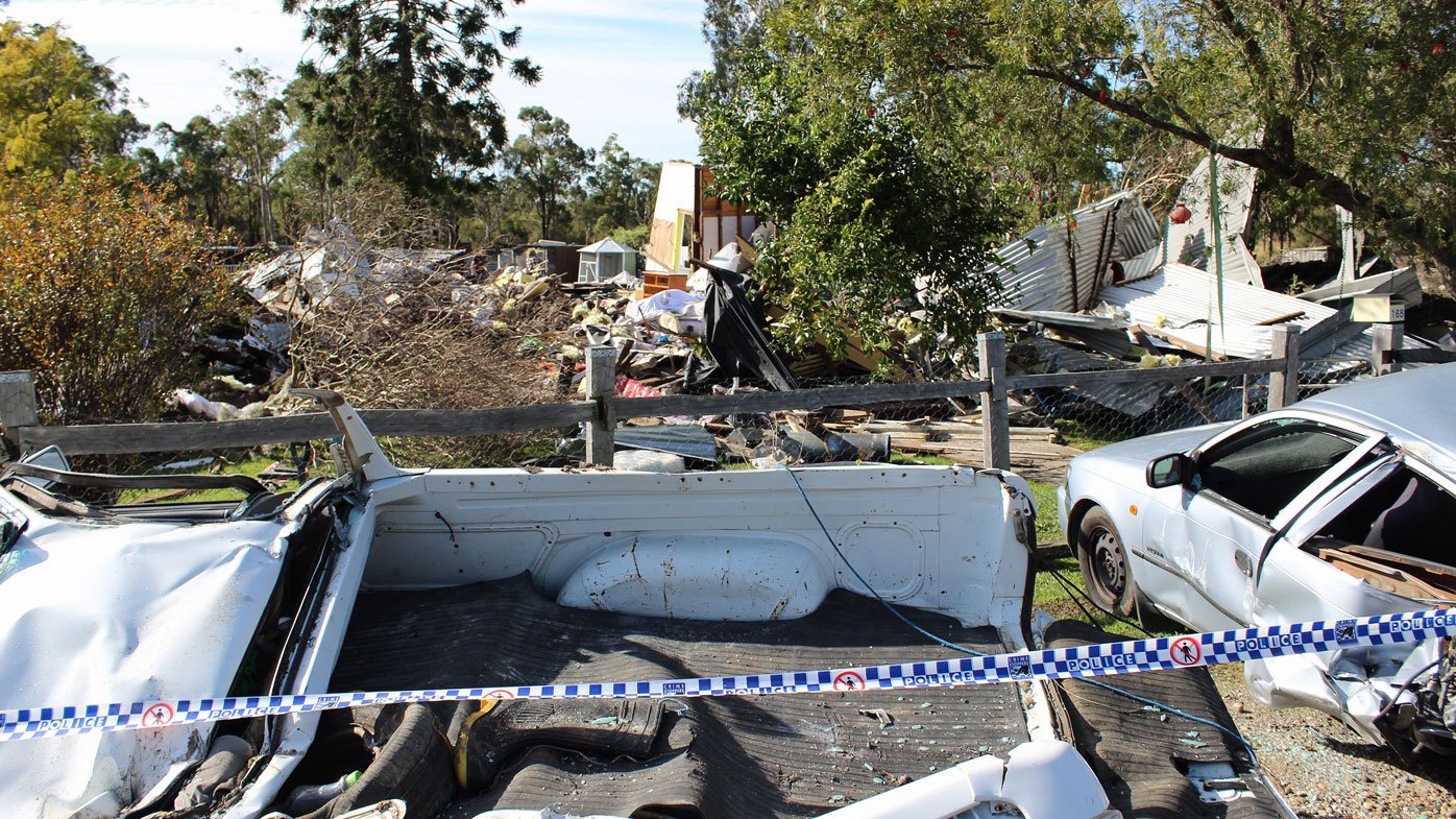 Man who bulldozed former friend's home in revenge attack wanted to 'destroy everything they own'