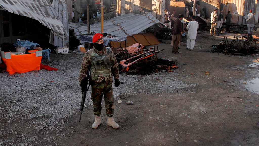 Death toll jumps to 50 in Kandahar siege
