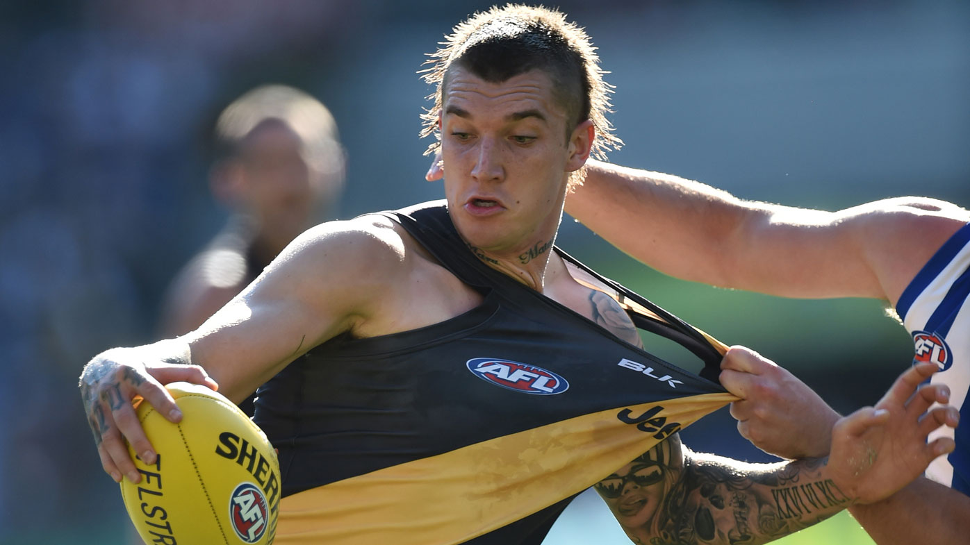 Martin likely to keep training in AFL