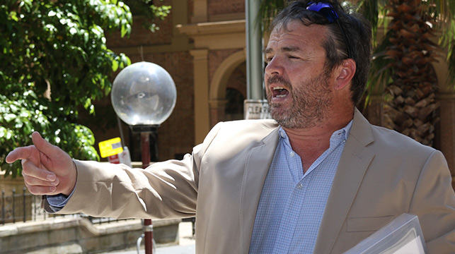 Cronulla Riots anniversary: Nick Folkes risks jail and violence to have a sausage