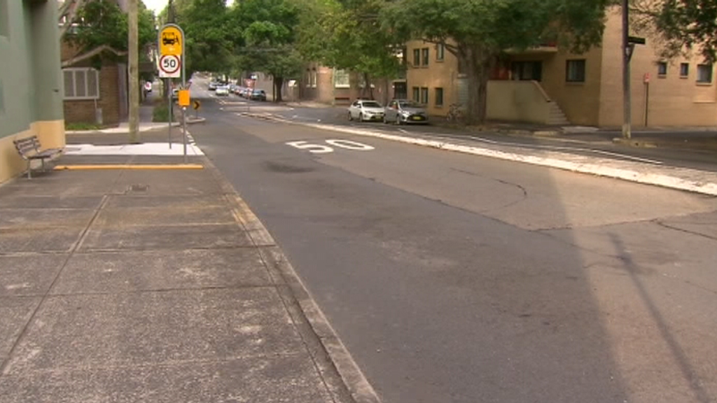 A 51-year-old man died after being stabbed in Camperdown last night. (9NEWS)
