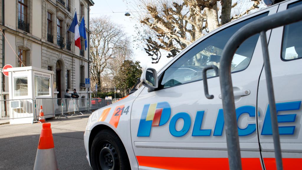 Men arrested in Switzerland over 'explosive traces' found in car during terrorism crackdown
